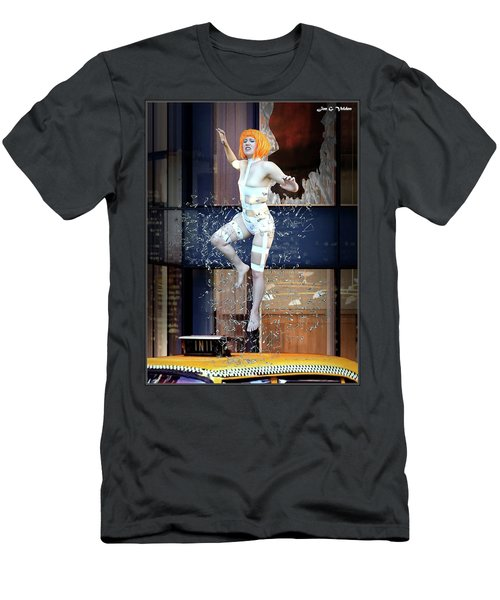 The 5th Element Men's T-Shirt (Athletic Fit)
