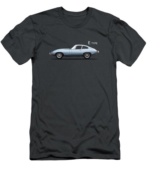 The 65 E-type Coupe Men's T-Shirt (Athletic Fit)