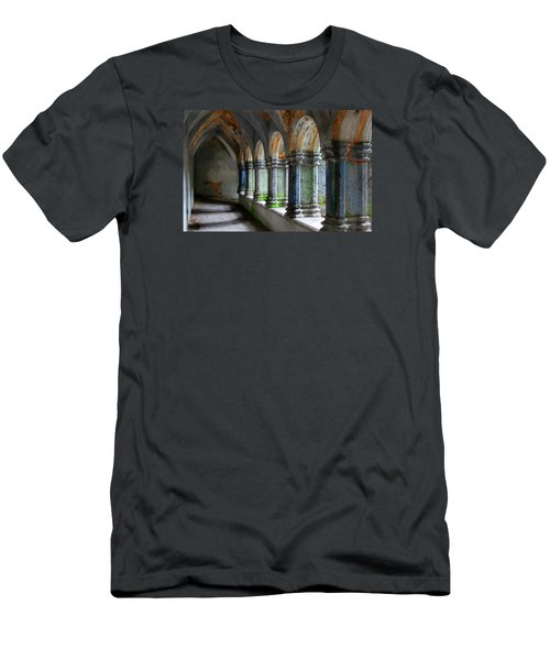 The Abbey Men's T-Shirt (Slim Fit) by Robert Och