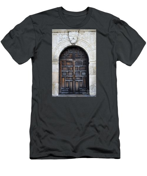 The Alamo Door Men's T-Shirt (Athletic Fit)