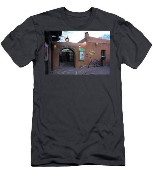 The Alley Cantina Men's T-Shirt (Athletic Fit)