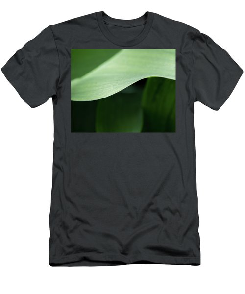 The Allure Of A Curve - Men's T-Shirt (Athletic Fit)