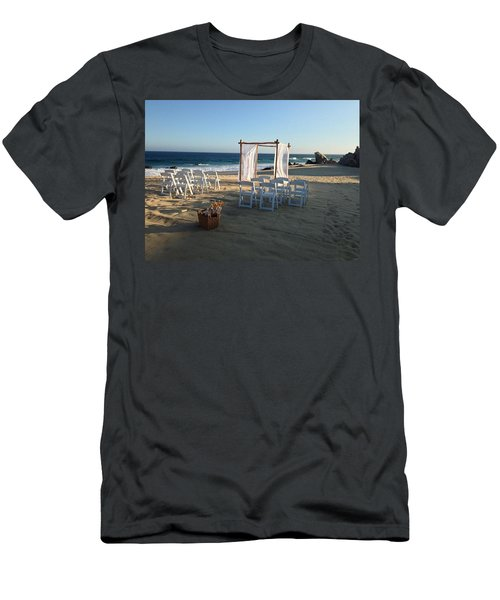 The Alter By The Sea Men's T-Shirt (Athletic Fit)