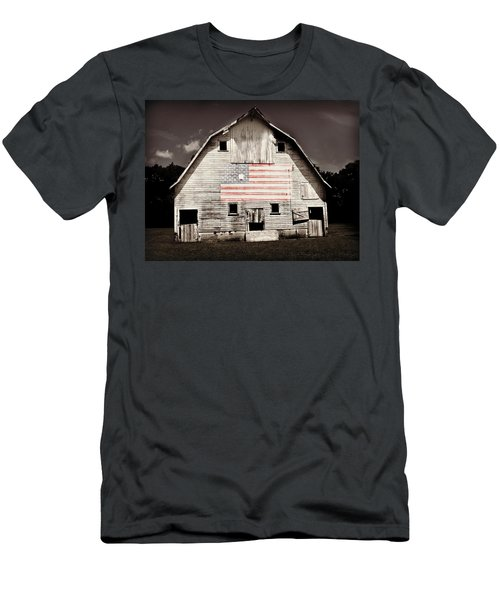 The American Farm Men's T-Shirt (Athletic Fit)
