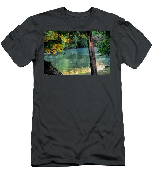 The Arrival Men's T-Shirt (Athletic Fit)