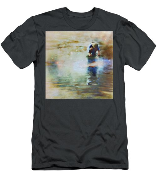 The Artist As A Boy Men's T-Shirt (Athletic Fit)
