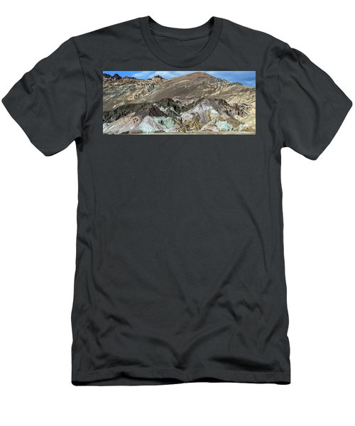 The Artists Palette Death Valley National Park Men's T-Shirt (Athletic Fit)