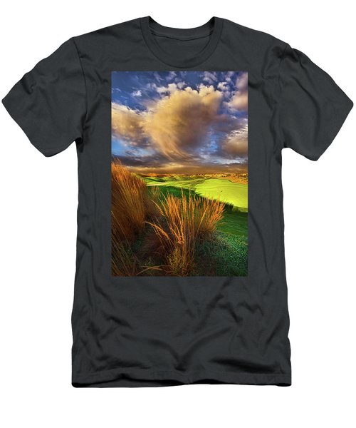 The Back Nine Men's T-Shirt (Athletic Fit)
