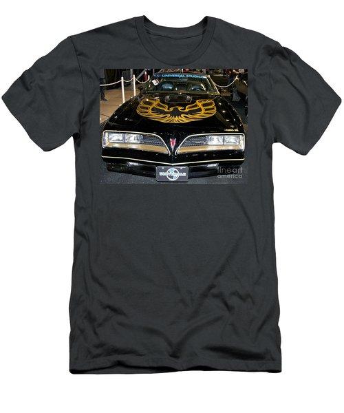 The Bandit Men's T-Shirt (Slim Fit) by Pamela Walrath