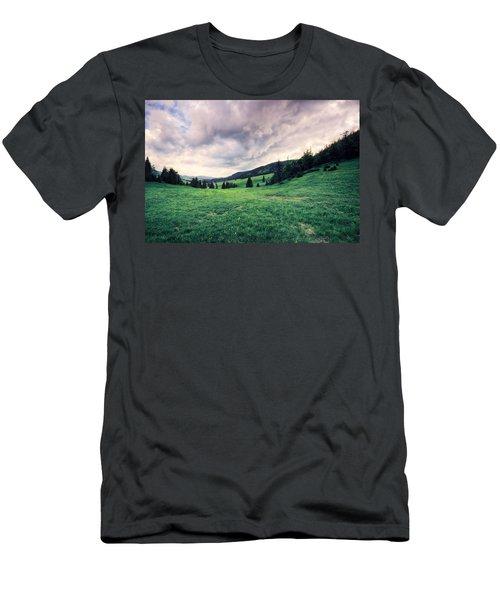 The Basin Men's T-Shirt (Athletic Fit)