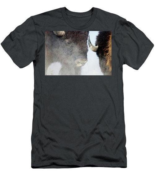 The Battle Men's T-Shirt (Athletic Fit)