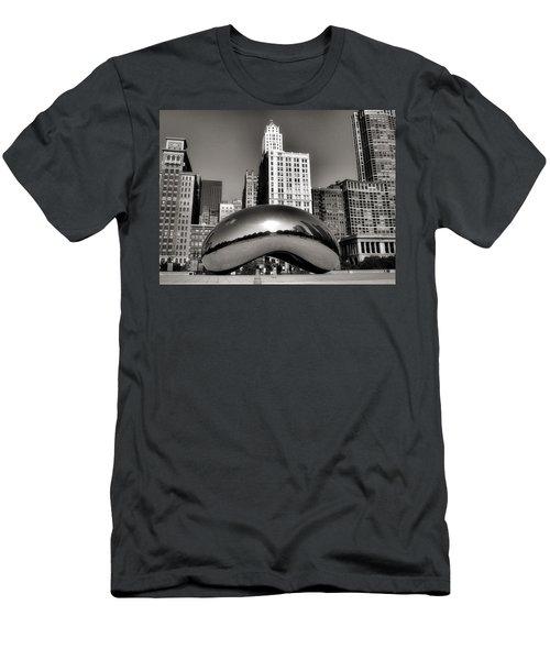 The Bean - 3 Men's T-Shirt (Athletic Fit)