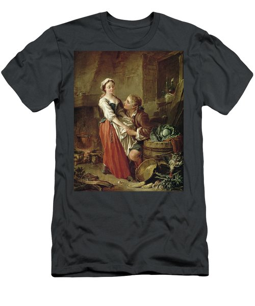 The Beautiful Kitchen Maid Men's T-Shirt (Athletic Fit)