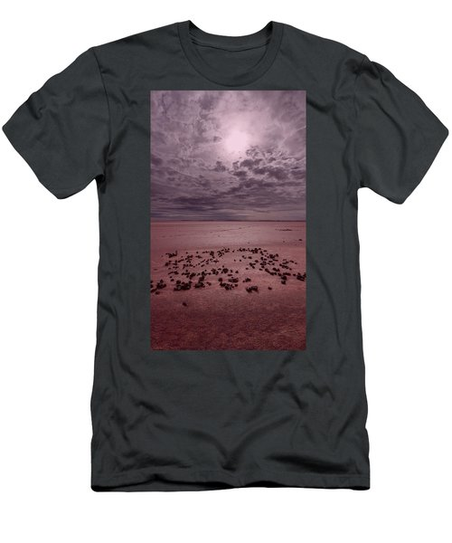 Men's T-Shirt (Athletic Fit) featuring the photograph The Beginning I V by Julian Cook