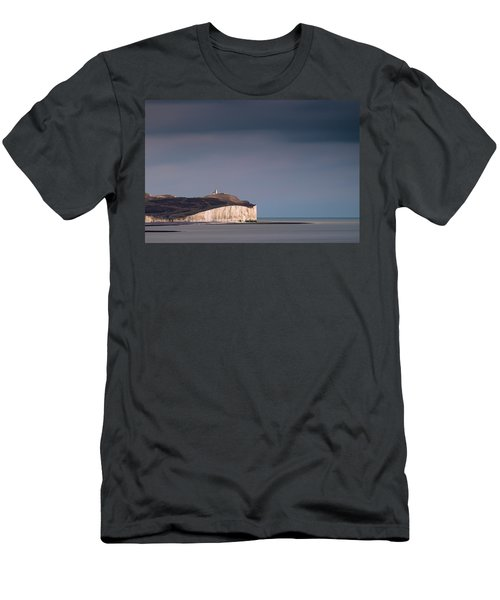 The Belle Tout Lighthouse Men's T-Shirt (Athletic Fit)