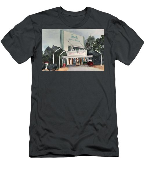 The Beverly Drive Inn Men's T-Shirt (Athletic Fit)