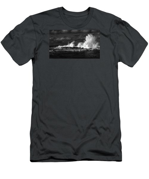 The Big One Men's T-Shirt (Athletic Fit)