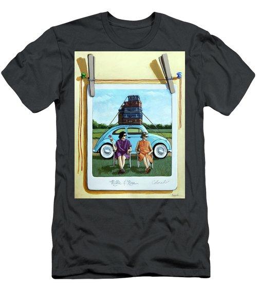 The Big Trip  Men's T-Shirt (Athletic Fit)