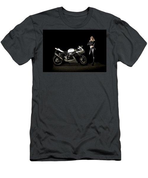 The Biker Men's T-Shirt (Athletic Fit)