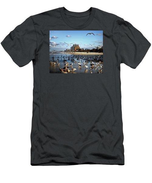 The Birds Men's T-Shirt (Athletic Fit)