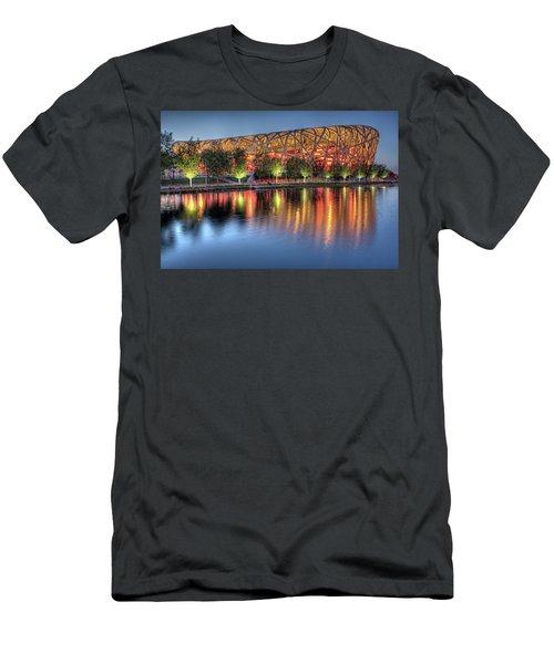 The Bird's Nest Men's T-Shirt (Athletic Fit)