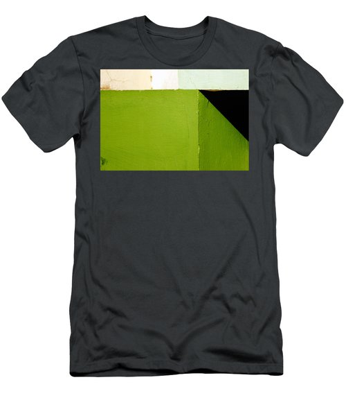 The Black Triangle Men's T-Shirt (Athletic Fit)