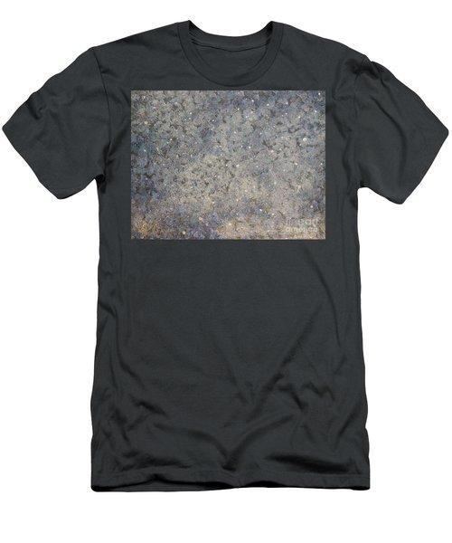 The Blue Men's T-Shirt (Slim Fit) by Rachel Hannah