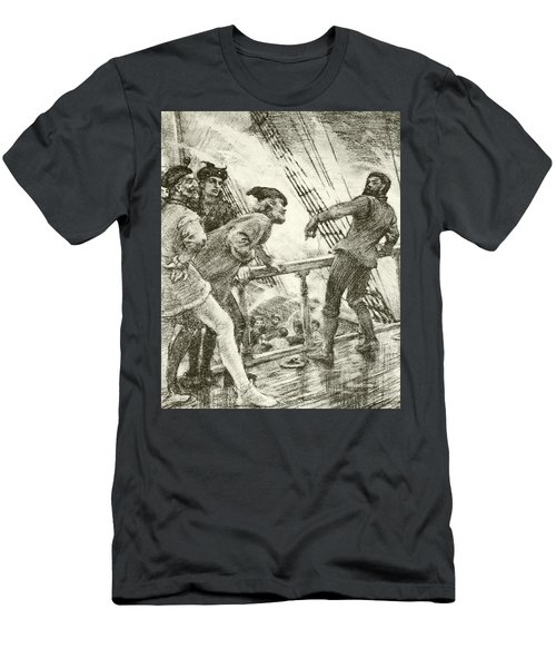 The Boatswain Men's T-Shirt (Athletic Fit)
