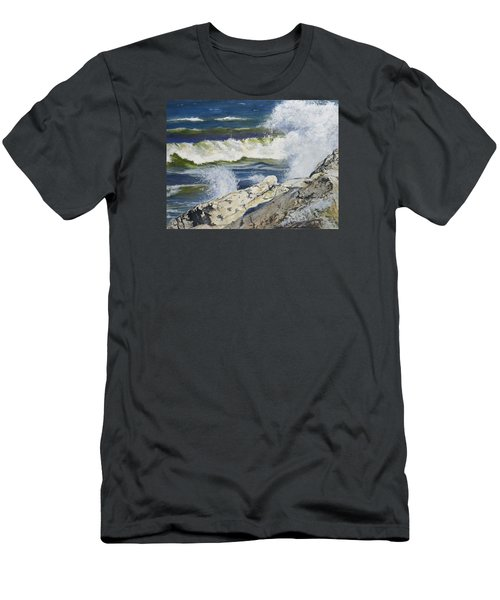 The Break Men's T-Shirt (Athletic Fit)