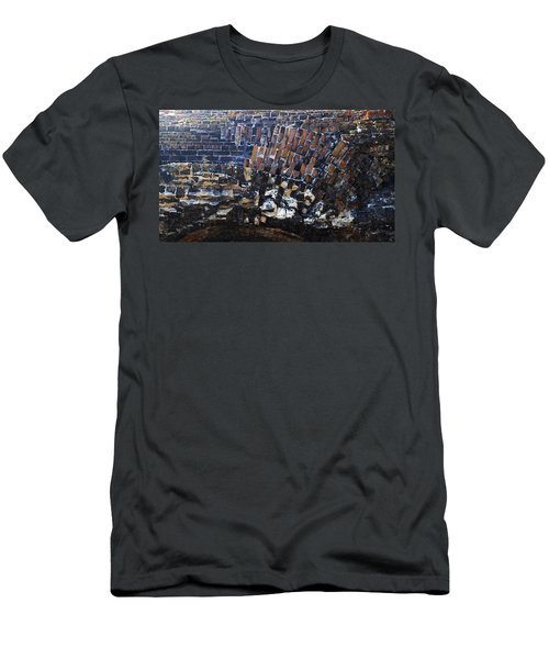 The Bricks Of Ft. Pickens Men's T-Shirt (Athletic Fit)