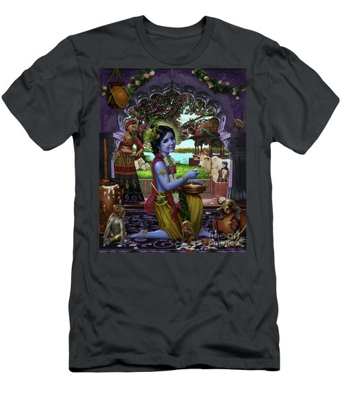 The Butter Thief Men's T-Shirt (Athletic Fit)