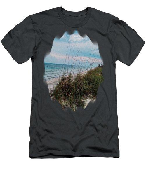 The Calming Place Men's T-Shirt (Athletic Fit)