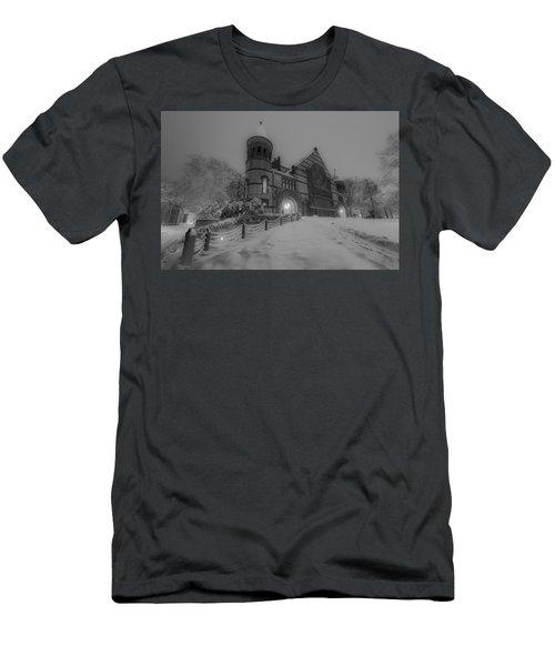The Castle 2 Men's T-Shirt (Athletic Fit)
