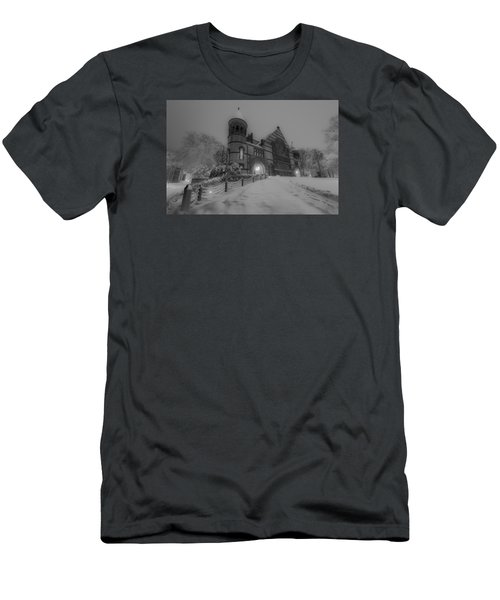 The Castle 2 Men's T-Shirt (Athletic Fit)