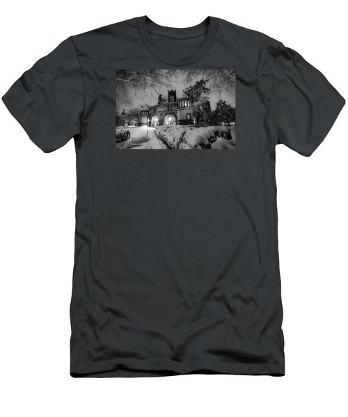 The Castle Men's T-Shirt (Athletic Fit)