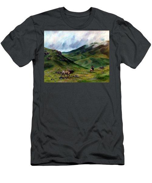 The Challenger Men's T-Shirt (Athletic Fit)