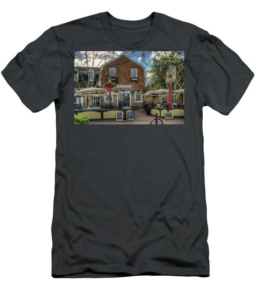 The Cheese Shop Men's T-Shirt (Slim Fit) by Jerry Gammon