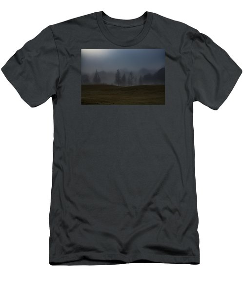 Men's T-Shirt (Slim Fit) featuring the photograph The Chosen by Annette Berglund