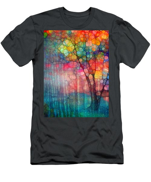 The Circus Tree Men's T-Shirt (Athletic Fit)