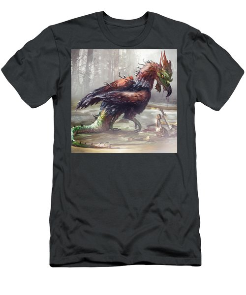 The Cockatrice Men's T-Shirt (Athletic Fit)