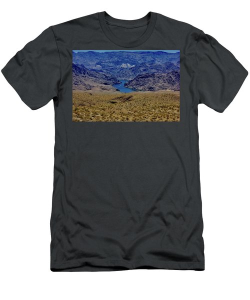 The Colorado River  Men's T-Shirt (Athletic Fit)
