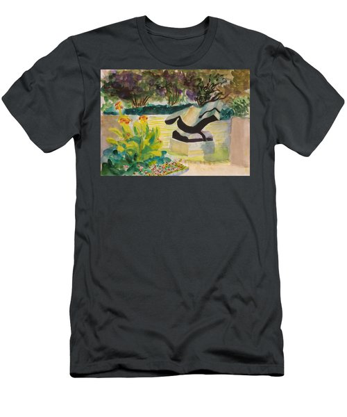 The Corinthian Garden Men's T-Shirt (Athletic Fit)