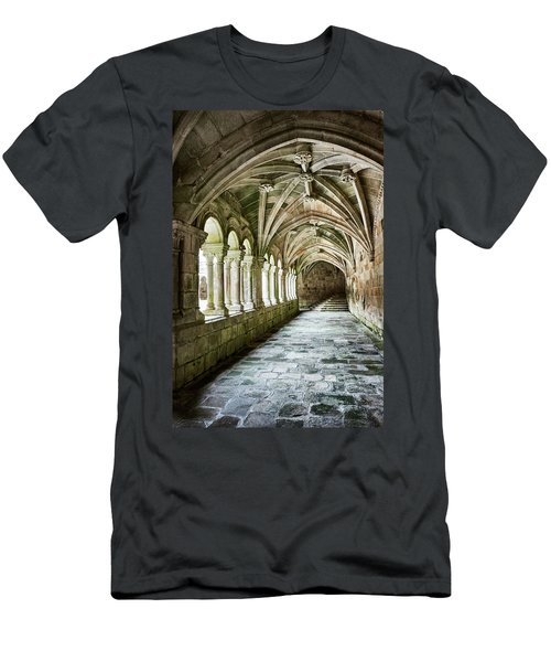 The Corridors Of The Monastery Men's T-Shirt (Athletic Fit)