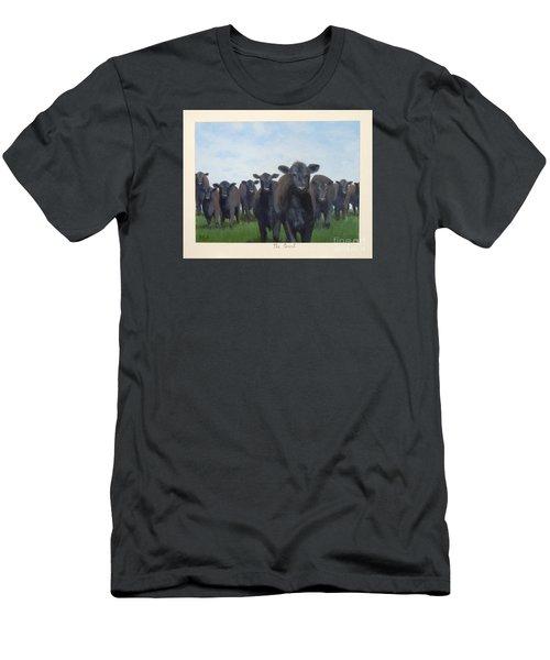 The Court Men's T-Shirt (Athletic Fit)