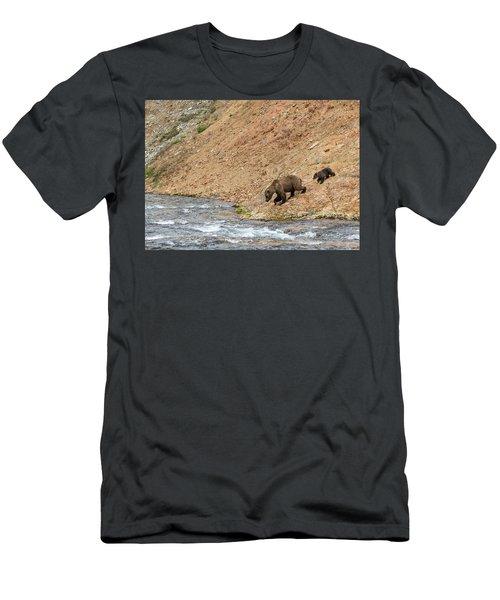 The Danger Has Passed Men's T-Shirt (Athletic Fit)