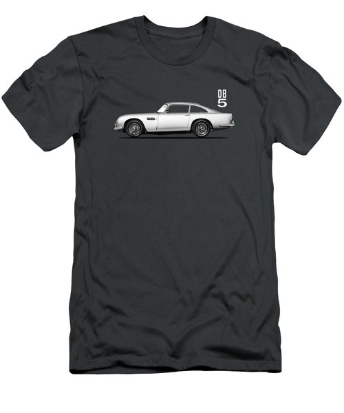 The Db5 Men's T-Shirt (Athletic Fit)