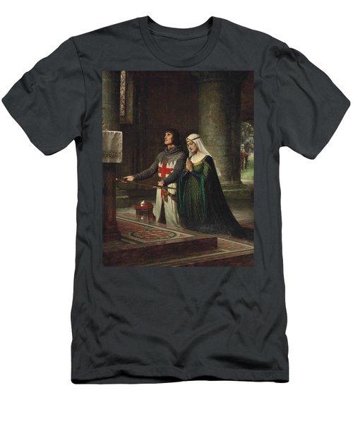 The Dedication Men's T-Shirt (Athletic Fit)