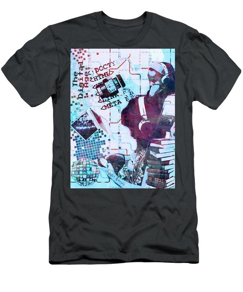 The Digital Age Men's T-Shirt (Athletic Fit)