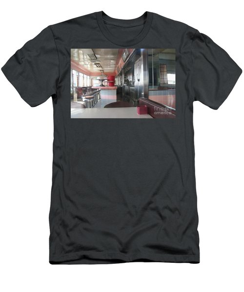 The Diner Men's T-Shirt (Athletic Fit)