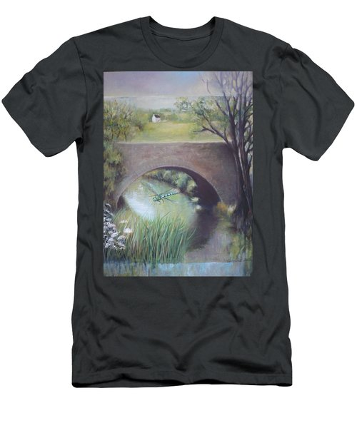 The Dragonfly Men's T-Shirt (Athletic Fit)